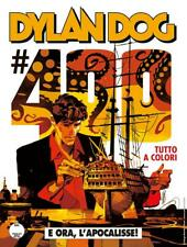 Dylan Dog N° 400 - E Ora, L'Apocalisse - Cover Gigi Cavenago - Bonelli #MYCOMICS