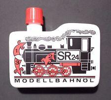 (100ml=3,95€) SR24 Dampf-& Reinigungsflüssigkeit 100 cm³/ 100 ml, Rauchöl H0 TT