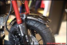 Honda Z125 Monkey 125  DOWN FENDER STAY BLACK-RED  KITACO  // NEW