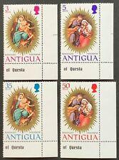 Antigua. Christmas Stamp Set. SG309/12. 1971. MNH. (P54)
