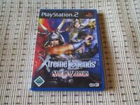 Samurai Warriors Xtreme Legends für Playstation 2 PS2 PS 2 *OVP*