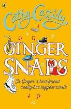 GingerSnaps by Cathy Cassidy (Paperback, 2011)
