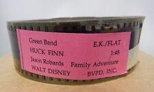 1993 The Adventures of Huck Finn 35 MM Film Trailer Jason Robards Elijah Wood
