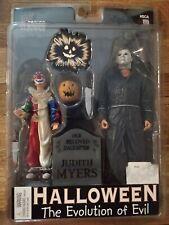 NECA 2006 Halloween Michael Myers Cult Classic Evolution Of Evil Action Figures