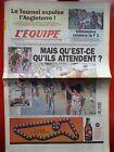 journal l'équipe 15/07/96 CYCLISME TOUR DE FRANCE 1996 RIIS OLANO VIRENQUE