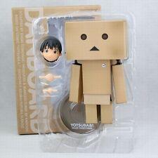 "Revoltech Danbo Danboard 5"" Big Box Ver. Action Figure Toy Doll LED Light"