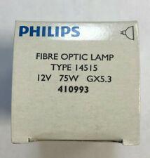 Philips Lampe A Halogène Fibre Optique Torche Type 14515 12V 75W GX5.3 410993
