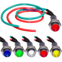 LED Leuchtmelder Kontrollleuchte Signalleuchte Signallampe 5V 12V 24V 230V