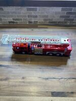 1995 Sunoco Aerial Tower Fire Truck with Lights & Sound