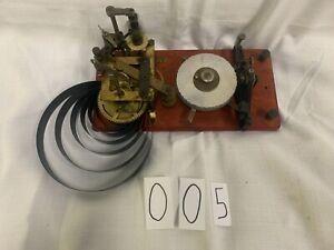 "1923 ""Omnigraph No. 2 Junior"" Morse Code Practice Machine"