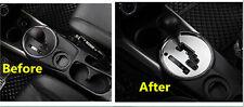 Inner Gear Shifter Decorative Trim for Mitsubishi ASX Outlander sport 2013-2015