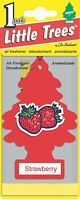 Magic Tree Little Trees Car Home Air Freshener Scent - Strawberry