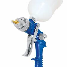 AES 507 HVLP Gravity Feed Spray Gun 1.4mm BASECOAT GUN with 600cc Nylon Cup
