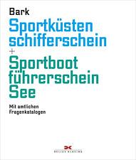 Sportküstenschifferschein Sportbootführerschein See amtlicher Fragenkatalog Buch