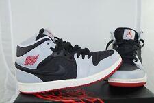 Nike Air Jordan 1 Retro MID EU 41 US 8 Mid Tops 554724-012 Basketballschuhe