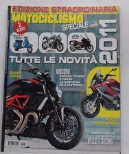 Motociclismo Speciale EICMA #Novembre 2010 - tutte le novità 2011
