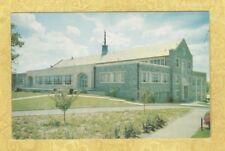 PA Villanova 1955-60s postcard DOUGHERTY HALL DINING ROOM & Lounge University
