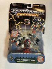 Transformers Energon Class Mini Con Team MOC SEALED Perceptor