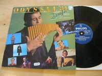 LP Gheorghe Zamfir Panflöte Odyssee 81 Rocking Chair  Vinyl Philips 6313 169