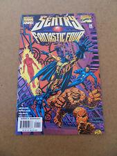 Sentry / Fantastic Four 1 . One Shot . Marvel 2001. VF - minus