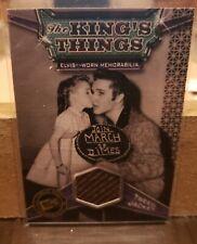 Elvis Press Pass Authentic Worn Memorabilia Mint Condition - Fast Shipping