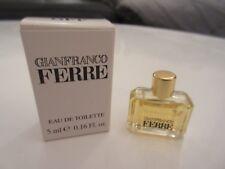 Miniature EDT Gianfranco Ferre 5 ml. Neuve + boîte.