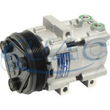 (Fits) 1997 to 2006 Ford F-150 4.2L V-6 New A/C Compressor - FS10 Compressor