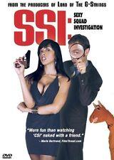 SSI: Sexy Squad Investigation (DVD, 2007)