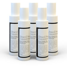 5 x Ultracoll Marine Nano Concentrate. Collagen reduces wrinkles on the surface
