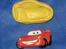 Lightning McQueen Pixars Cars Character Push Mold Food Safe Silicone #953 Paste