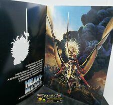 Heavy Metal Movie Poster Original Ebay