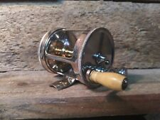 Beautiful Vintage A.F. Meisselbach Tripart No. 580 Fishing Reel, made in Usa