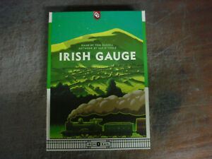 IRISH GAUGE  STRATEGY BOARD GAME