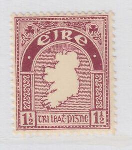 Ireland 1940 Wmk Multiple E 1 1/2p MNH** Stamp A20P56F3100