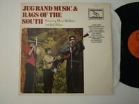 JUG BAND MUSIC AND RAGS OF THE SOUTH LP EVEREST FS 339 MARIA MULDAUR JOSH RIFKIN