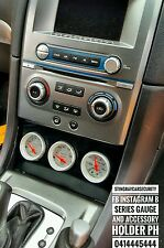 Ba to  Bf Falcon XR6 Turbo XR8 triple Gauge and Accessory Holder 52mm  Stingray