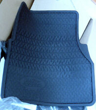 Land Rover Defender 90 or 110 FEO Genuine Rubber Front rubber Mats NEW