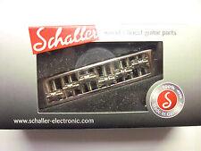Schaller STM Tunamatic Roller Bridge Nickel M8