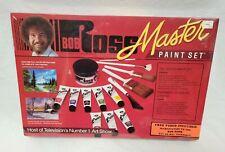 *FACTORY SEALED* Bob Ross Master Paint Set Vintage Deadstock 1991