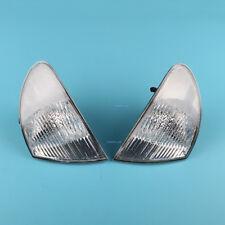 2Pcs Left Right Indicator Turn Signal Light fit BMW 3 series E46 1998 99 00 01