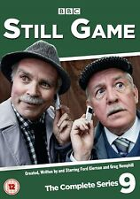 Still Game: The Complete Series 9 [DVD] | Brand New & Sealed
