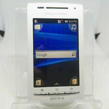 Sony Ericsson Xperia X8 E15i - White (Unlocked) 3G Wi-Fi Smartphone
