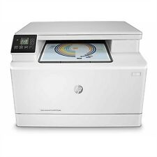 Impresora HP Multifuncion LaserJet color M180n