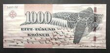 Faeroe Islands Banknote P33 UNC