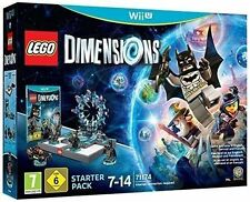 Lego 71174 Dimensions Starter Pack for Nintendo Wii U and