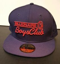 5d9929aced82a Billionaire Boys Club Team BBC Fitted Navy Hat Mens Size 7 5 8 New Era