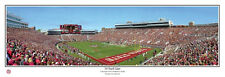 Florida State Seminoles 34 YARD LINE Doak S. Campbell Stadium Panoramic POSTER