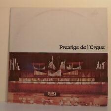 33T PRESTIGE ORGUE Disque LP Billy NALLE R. PURVIS - PETIT CONCERT ORGUE THEATRE