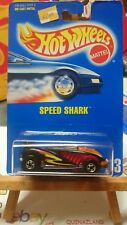 Hot Wheels Speed Shark Collector 113 noir (9969)