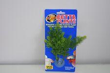Aquarium Betta Plante Petit Plastique Salvia Plante Environ 12 cm X 10 CM